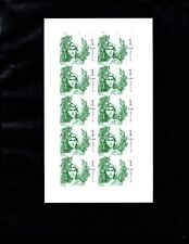 STATUE OF FREEDOM  $1 STAMP SHEET OF 10  SELF ADHESIVE STAMP MNH OG