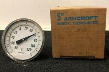Ashcroft 5 Thermometer 80 120f 6 Stem