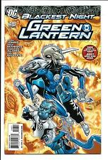 GREEN LANTERN # 48 (BLACKEST NIGHT, JAN 2010), VFN