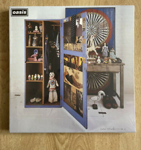 Oasis Stop The Clocks Deluxe Vinyl Record Box Set 2006 New & Sealed Mint