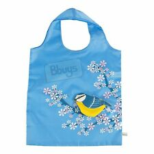 Sass Shopping Bag Foldaway Eco Animal Sheep Scottie Owl Fox Cat Bird Hedgehog