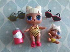 LOL Surprise Doll Big & Lil Sister SPF QT Colour Changer