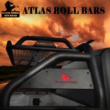 RB-BA1B ATLAS Roll Bar by Black Horse Off Road for SILVERADO & FORD Trucks