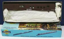 Athearn 1153 HO MOW Work Train RPO Car Kit CP Rail Tuscan NIB Blue Box