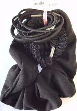 Kids School Hair Accessory Set. Scrunchie Elastics Black. Ladies or Children
