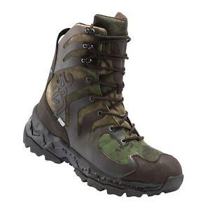 Browning Mens Buck Shadow Waterproof Boots FG/Bracken MSRP $180-200