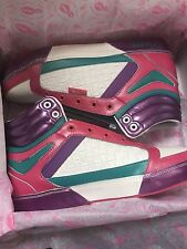 Pastry Women's Leather Athletic Shoes 8 1/2 New In Box