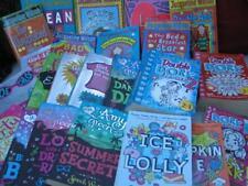 COLLECTION/LOT 23 KIDS BOOKS  JACQUELINE WILSON/SARAH WEBB/SUE LIMB/DORK DIARIES