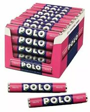 Polo Fruits 37g Box of 32 rolls Best Offer Free Postage Cheapest