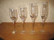 BOUSSU *NEW* ROXANE Set 8 Verres Glasses