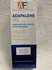 Adapalene Gel Acne Treatment Once Daily Topical Retinoid