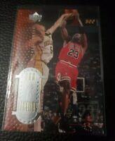 2000 - 01 Upper Deck Century Legends Michael Jordan #1 - BULLS HOF 🔥 MVP 💎