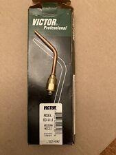 Victor 00 W J J Series Welding Nozzle 0325 0082