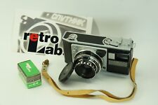 RARE! Russian Voskhod Voshod camera, LOMO T-48 F2.8/45mm lens, TEST Metering!