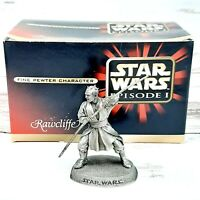 Rawcliffe Fine Pewter Star Wars Darth Maul Action Figure Star Wars Episode I IOB