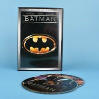 Batman the 1989 Movie - Two-Disc Special Edition DVD - Michael Keaton BILINGUAL