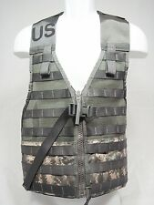 NEW US Military MOLLE II Army ACU FLC Fighting Tactical Assault Vest Carrier