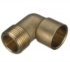"15mm x 1/2"" Solder Ring Male Adaptor Elbow"