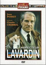 INSPECTEUR LAVARDIN : JEAN POIRET, CLAUDE CHABROL