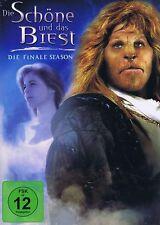 DOPPEL-DVD NEU/OVP - Die Schöne und das Biest - Die Finale Season - Ron Perlman