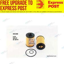 Wesfil Oil Filter WCO86