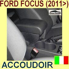 FORD FOCUS (2011>) - accoudoir réglable + stockage pour -armrest - armlehne