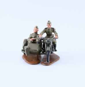 Moto et side-car M-72, Armée rouge, Finlande