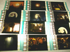E.T Extra Terrestrial Lot of 100 Film Cells - Compliments movie dvd poster