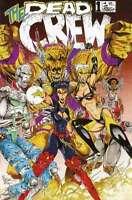 The Dead Crew #1 Comic Book 1992 Tim Tyler - Fathom