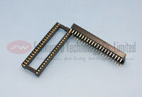Original New DIP42 DIL42 PIN IC SOCKET x 10pcs