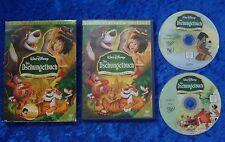 Walt Disney´s Das Dschungelbuch 1 mit Schuber, 2 Disc Platinum Edition DVD
