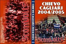 HOOLIGANS/ULTRAS DVD ,CAGLIARI IN VERONA 04/05