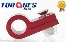 """3/8 """" 9.55 mm O.d rojo cable de la batería / Abrazadera P Clip"""