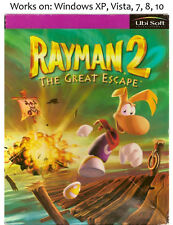 Rayman 2: The Great Escape PC Game