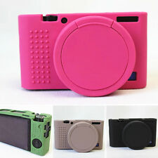 New Silicone Soft Slim Case Skin Cover For Sony RX100 M3 M4 M5 Protective Shell