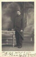 Military Postcard RPPC 1915 WW1 Army 02.79