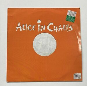 """ALICE IN CHAINS - WOULD VINYL 12"""" EP LIMITED EDITION COLUMBIA 6588886"""
