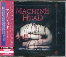 MACHINE HEAD-CATHARSIS-JAPAN 2 CD+DVD Ltd/Ed K81
