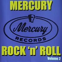 MERCURY ROCK 'n' ROLL volume 2 CD - NEW - 1950s Rockabilly - 31 Rockin' Tracks!