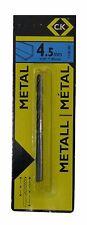 C.K HSS Metal Drill Bit 4.5mm T3182 045
