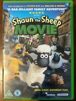Shaun The Sheep The Movie DVD 2015 Aardman Animato Famiglia Caratteristica Film