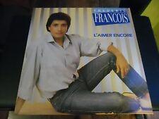 33 TOURS / LP--FREDERIC FRANCOIS--L'AIMER ENCORE--1986