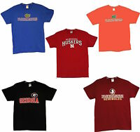 NCAA Logo T-shirt FLORIDA STATE FSU, FLORIDA, GEORGIA, NEBRASKA Choose Team Size