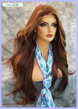 Lace Front Wig LONG FLOWING WAVES SEXY FS8.27.613 USA SELLER FAST SHIP 182