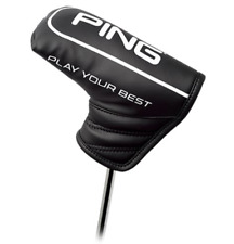 Ping Japan Golf Pt Putter Cover Headcover 34542 Hc-P191 2019 New Black