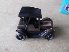 1917 car  DIE CAST MINIS PENCIL SHARPENER ANTIQUE FINISH FREE SHIPPING