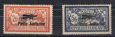 France 1927 Yvert PA 1 et 2 neufs** MNH