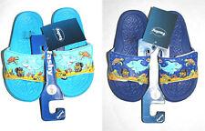 Fashy Kinder Badeschuhe Gr.26-39 Aqua-Schuhe Badelatschen Schwimmschuh neu!