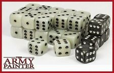 The Army Painter Wargamer Dice, White APMT022