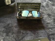 Gatorz Magnum black Blue sunglasses